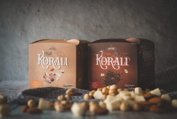 Korali – Čarolija ukusa